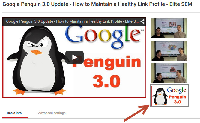 YouTube Video Thumbnail Optimization