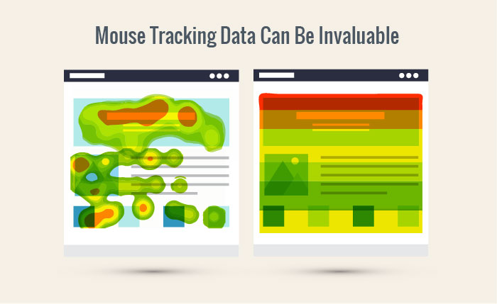 Mouse Tracking Data Can Be Useful