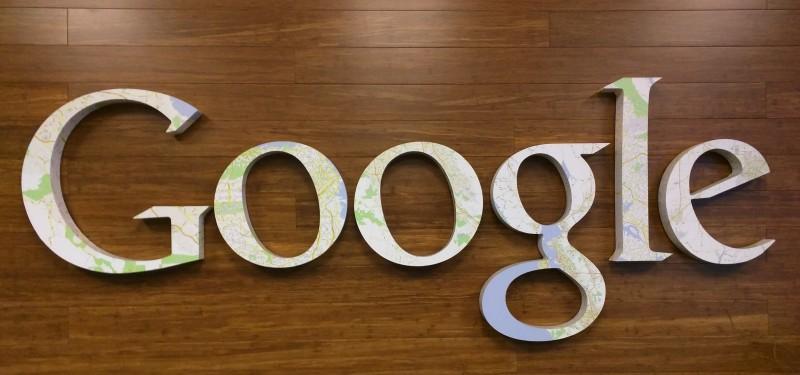 Google Geo Signage