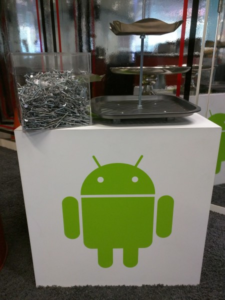 Android Appetizers